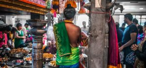 Dansen Indiase festivals